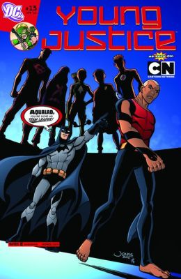 Young Justice #13 (2011- ) (NOOK Comics with Zoom View)