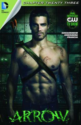 Arrow #23 (2012- ) (NOOK Comics with Zoom View)