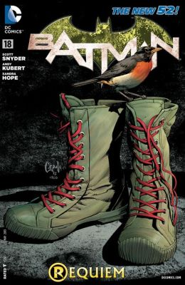 Batman #18 (2011- ) (NOOK Comics with Zoom View)