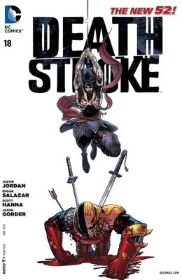 Deathstroke #18 (2011- ) (NOOK Comics with Zoom View)
