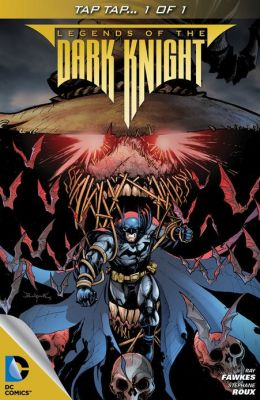 Legends of the Dark Knight #41 (2012- ) (NOOK Comics with Zoom View)