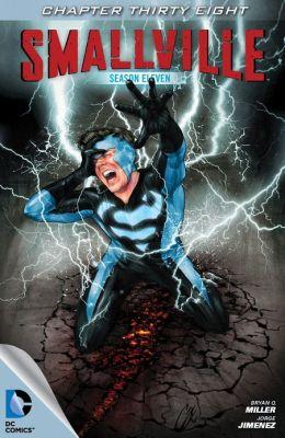Smallville Season 11 #38 (NOOK Comics with Zoom View)