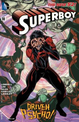 Superboy #18 (2011- ) (NOOK Comics with Zoom View)