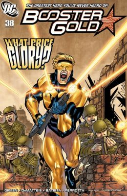 Booster Gold #38 (2007-2011) (NOOK Comics with Zoom View)