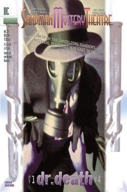 Sandman Mystery Theatre #21 (NOOK Comics with Zoom View)