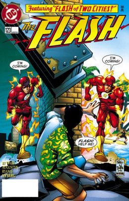 The Flash #123 (1987-2009) (NOOK Comics with Zoom View)