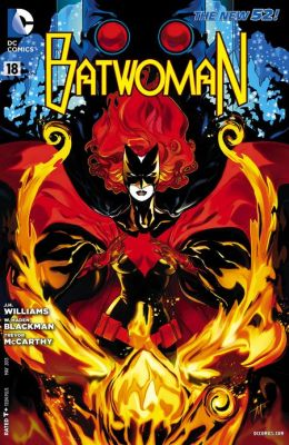 Batwoman #18 (2011- ) (NOOK Comics with Zoom View)
