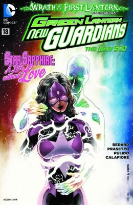 Green Lantern: New Guardians #18 (2011- ) (NOOK Comics with Zoom View)