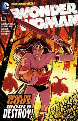 Wonder Woman #18 (2011- ) (NOOK Comics with Zoom View)