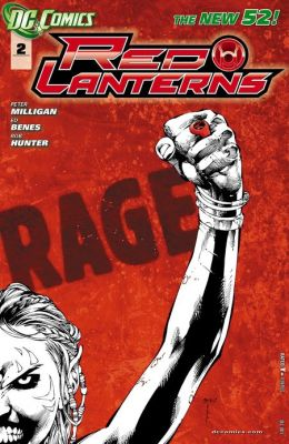 Red Lanterns #2 (2011- ) (NOOK Comics with Zoom View)