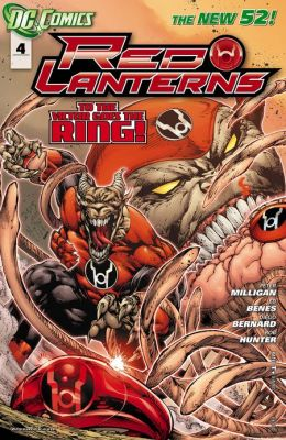 Red Lanterns #4 (2011- ) (NOOK Comics with Zoom View)