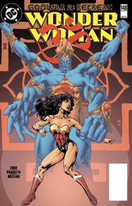 Wonder Woman #148 (1987-2006) (NOOK Comics with Zoom View)