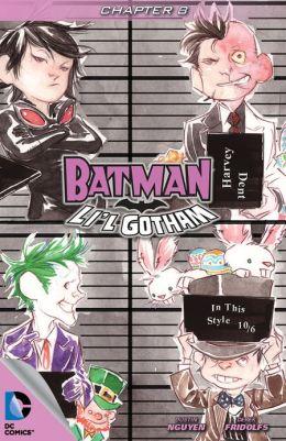 Batman: Li'l Gotham #8 (NOOK Comics with Zoom View)