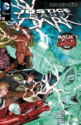 Justice League Dark #18 (2011- ) (NOOK Comics with Zoom View)