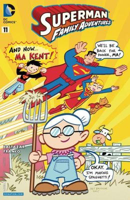 Superman Family Adventures #11 (2012- ) (NOOK Comics with Zoom View)