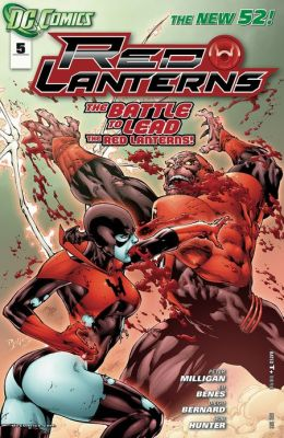 Red Lanterns #5 (2011- ) (NOOK Comics with Zoom View)