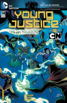 Young Justice #14 (2011- ) (NOOK Comics with Zoom View)
