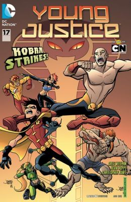 Young Justice #17 (2011- ) (NOOK Comics with Zoom View)