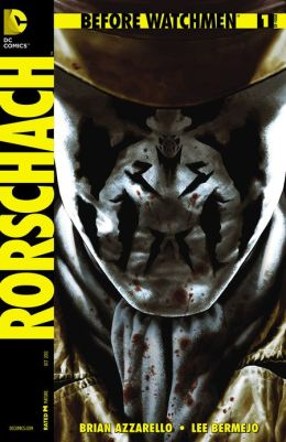 Before Watchmen: Rorschach #1 (NOOK Comics with Zoom View)