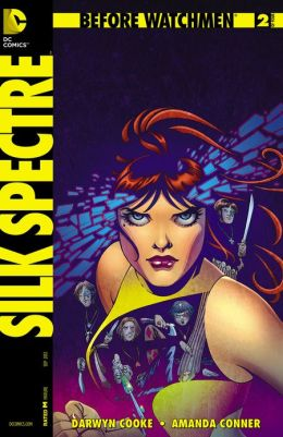 Before Watchmen: Silk Spectre #2 (NOOK Comics with Zoom View)
