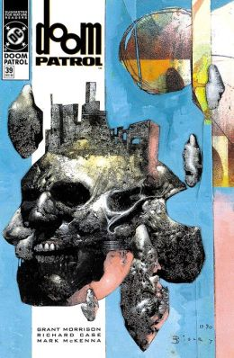 Doom Patrol (1987-1995) #39 (NOOK Comics with Zoom View)