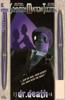 Sandman Mystery Theatre #23 (NOOK Comics with Zoom View)
