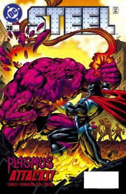 Steel #28 (1994-1998) (NOOK Comics with Zoom View)