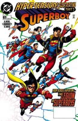 Superboy #61 (1994-2002) (NOOK Comics with Zoom View)