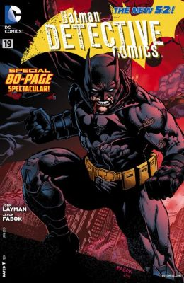 Detective Comics #19 (2011- ) (NOOK Comics with Zoom View)