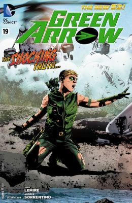Green Arrow #19 (2011- ) (NOOK Comics with Zoom View)