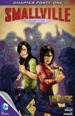Smallville Season 11 #41 (NOOK Comics with Zoom View)
