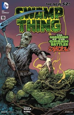Swamp Thing #19 (2011- ) (NOOK Comics with Zoom View)