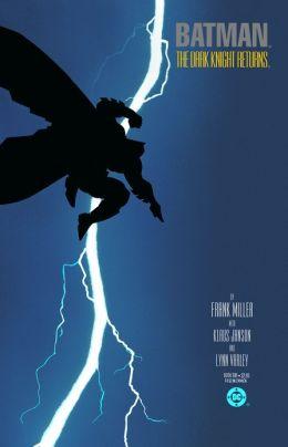 Batman: The Dark Knight Returns #1 (NOOK Comics with Zoom View)