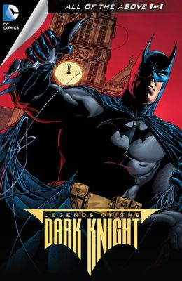Legends of the Dark Knight #2 (2012- ) (NOOK Comics with Zoom View)