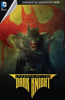 Legends of the Dark Knight #4 (2012- ) (NOOK Comics with Zoom View)