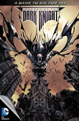 Legends of the Dark Knight #10 (2012- ) (NOOK Comics with Zoom View)