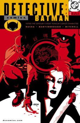 Detective Comics #744 (1937-2011) (NOOK Comics with Zoom View)