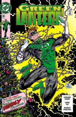 Green Lantern #36 (1990-2004) (NOOK Comics with Zoom View)