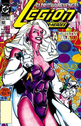 Legion of Super-Heroes #53 (1989-2000) (NOOK Comics with Zoom View)