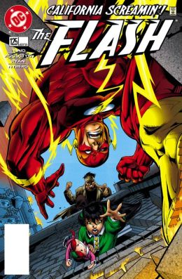 The Flash #125 (1987-2009) (NOOK Comics with Zoom View)