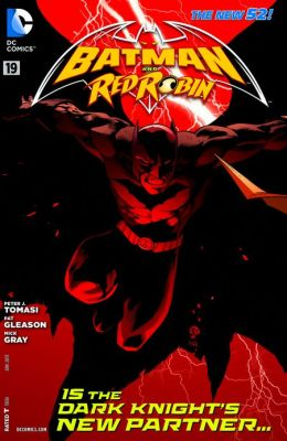Batman and Robin #19 (2011- ) (NOOK Comics with Zoom View)