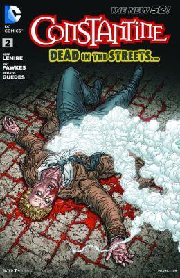 Constantine #2 (2013- ) (NOOK Comics with Zoom View)