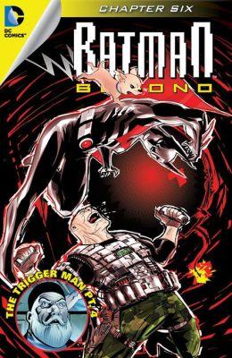 Batman Beyond #6 (2012- ) (NOOK Comics with Zoom View)