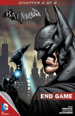 Batman: Arkham City: End Game #2 (NOOK Comics with Zoom View)