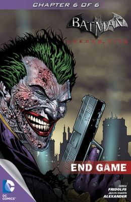 Batman: Arkham City: End Game #6 (NOOK Comics with Zoom View)