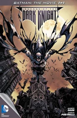 Legends of the Dark Knight #14 (2012- ) (NOOK Comics with Zoom View)