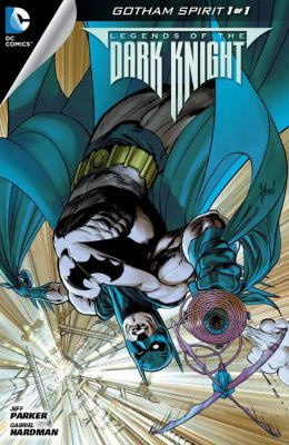 Legends of the Dark Knight #16 (2012- ) (NOOK Comics with Zoom View)