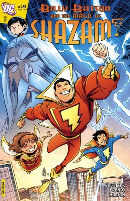 Billy Batson and the Magic of Shazam! #19 (NOOK Comics with Zoom View)