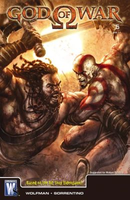 God of War #5 (NOOK Comics with Zoom View)