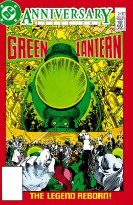 Green Lantern #200 (1976-1986) (NOOK Comics with Zoom View)